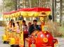 Городок фантазёров. Открытие сезона в Парке им.П.М.Зернова 1 мая 2015 года. Фото М.Хорошкина